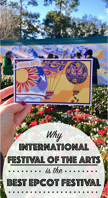 International Festival of the Arts The Best Epcot Festival