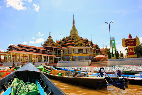 Pagoda Phaung Daw Oo (Hpaung Daw U)