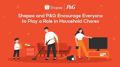 P&G Shopee