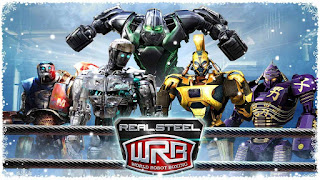 Real Steel World Robot Boxing v34.34.973 Mod