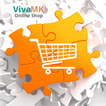 Webshop ecommerce shop for VivaMK ishopeze