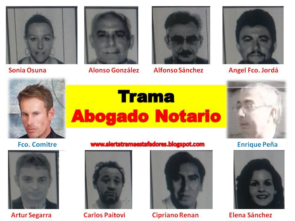Alerta trama estafadores 2 la trama abogado notario - Notarios en barcelona ...