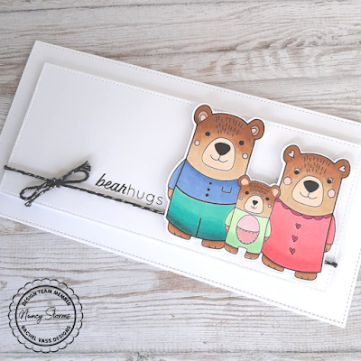 Rachel Vass Designs - Bear-illiant