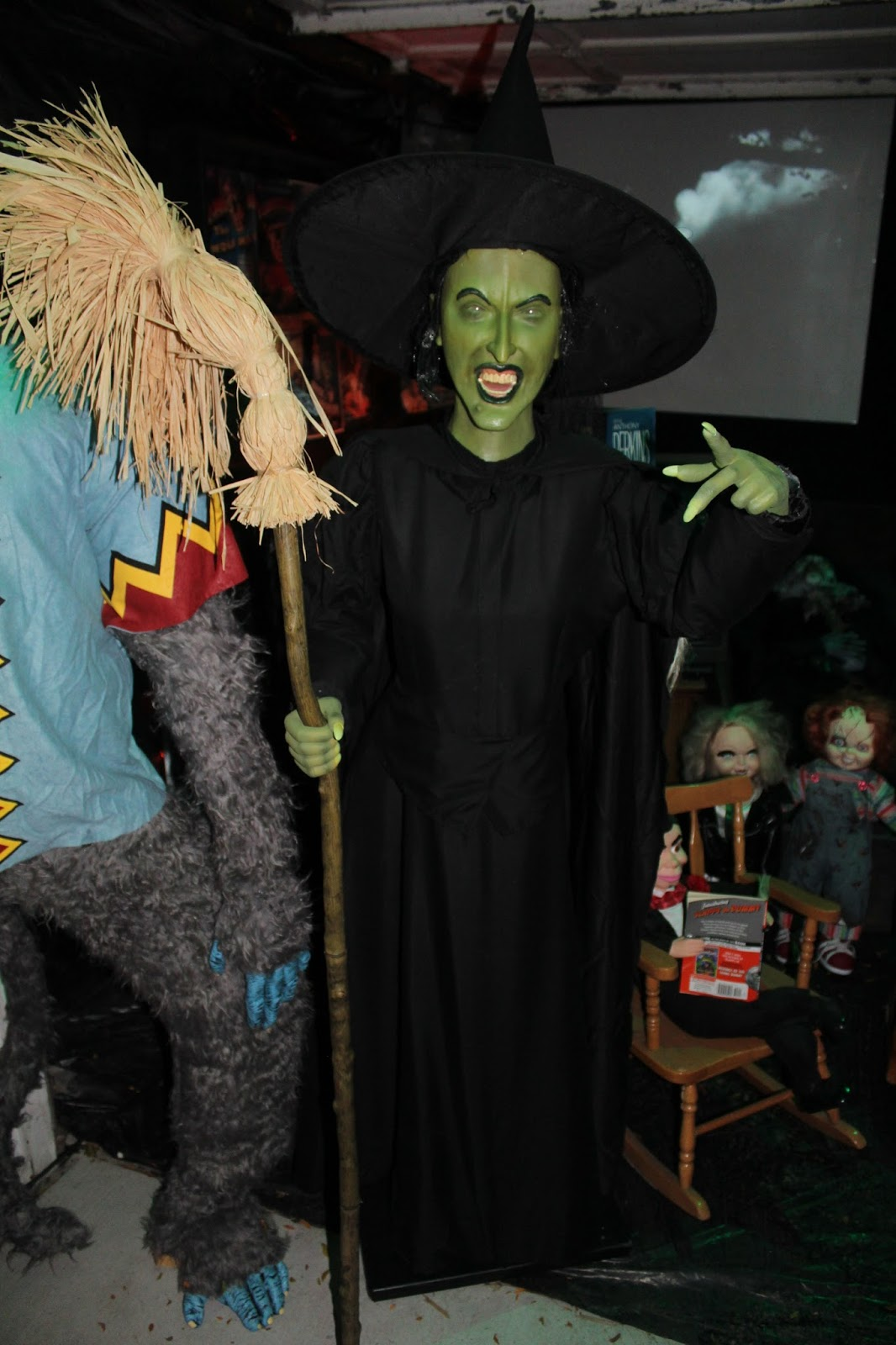 We Love Halloween Spook Spotlight Meet The Wicked Witch Of The West
