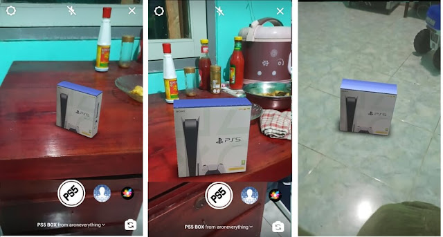 Filter PS5 Instagram