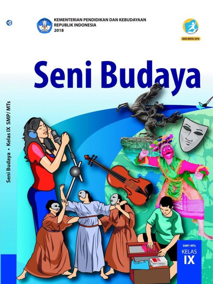 Buku Siswa SMP Kelas 9 Seni Budaya