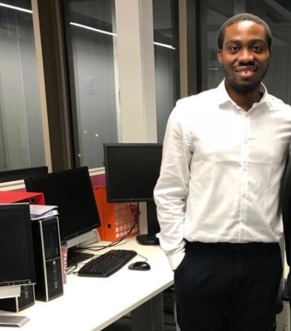 Meet 24yrs Old Nigerian PhD Holder who's Youngest Lecturer at a UK University