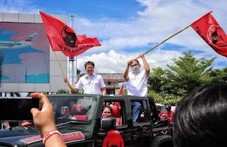 Di Tetapkan KPU 36,7 Persen. dr Richard Sualang:Terima Kasih Masyarakat, Kader Serta Partai Gerindra