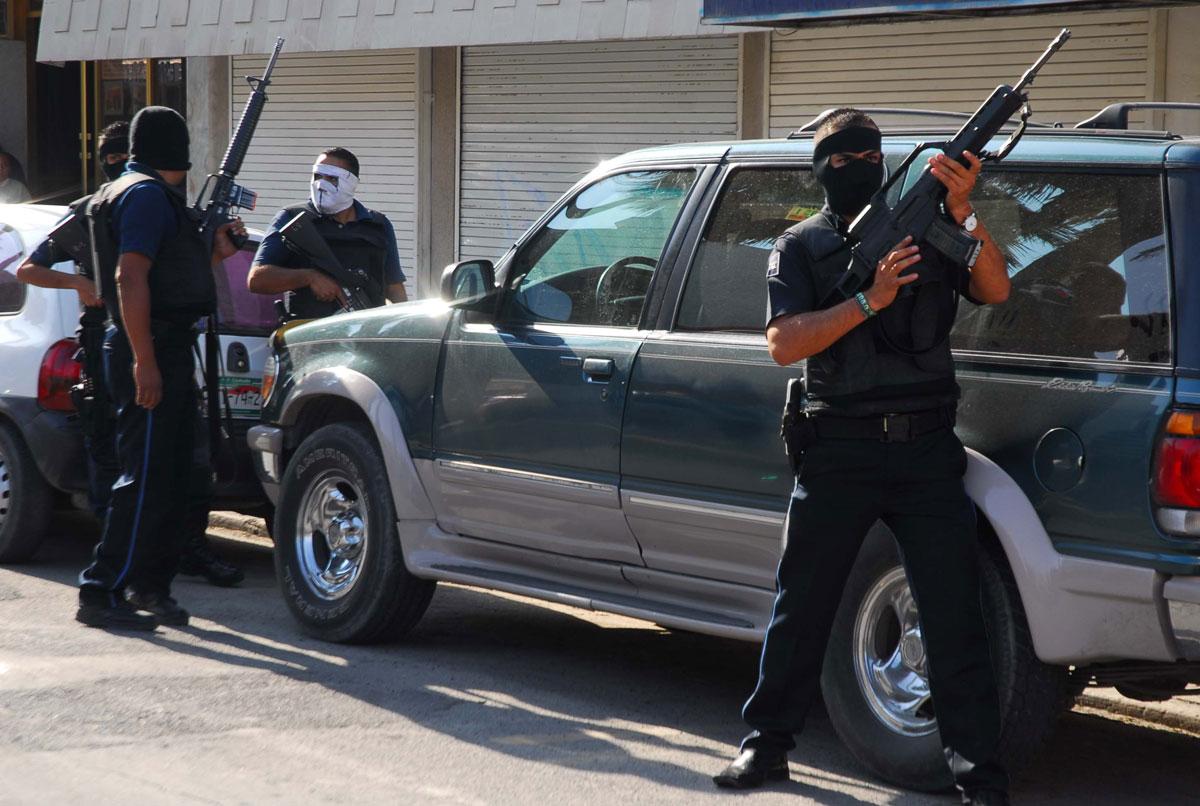 La maldita! noche donde Los Zetas desaparecieron a 300 personas