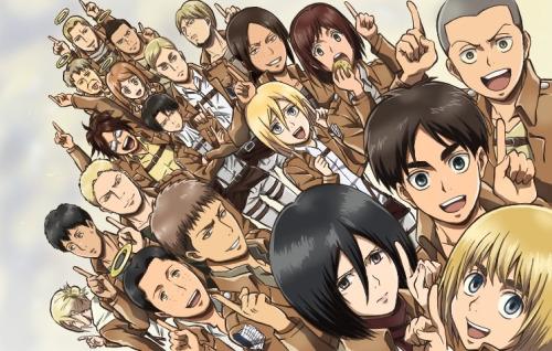 Anime Action Survival Satu Ini Sangat Menarik Buat Saya Dalam Beberapa Halsalah Satunya Adalah Tentang Rasa Persahabatan Yang Kuat Terutama Karakter