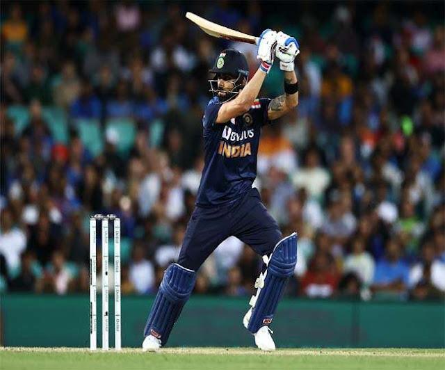 विराट कोहली ने वनडे में रचा इतिहास, अपनी धरती पर कम पारियों में 10,000 रन बनाने वाले पहले बल्लेबाज बने