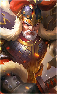 Yi Sun Shin Major General Heroes Marksman of Skins V1