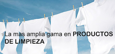 Productos para lavanderia