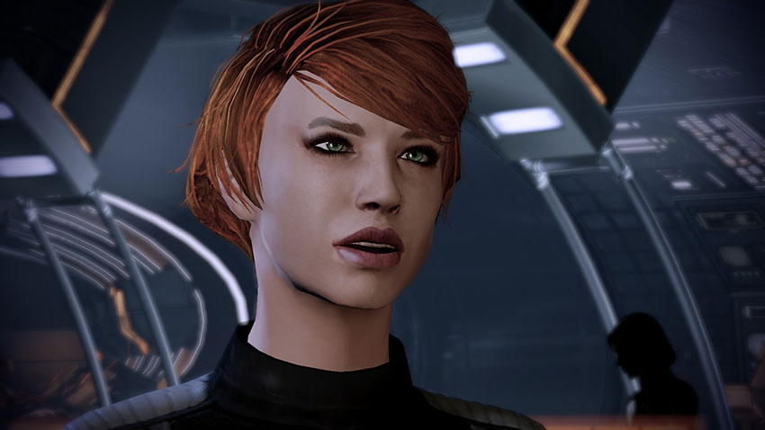 Mass effect 2 Kelly Chambers