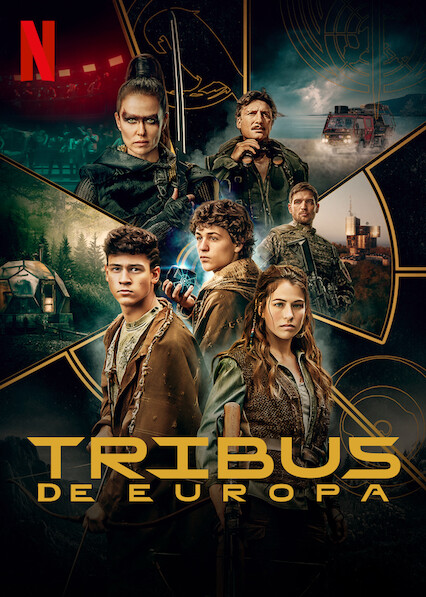 Tribes of Europa (2021) Temporada 1 NF WEB-DL 1080p Latino