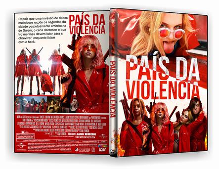 DVD País da Violência 2019 - ISO