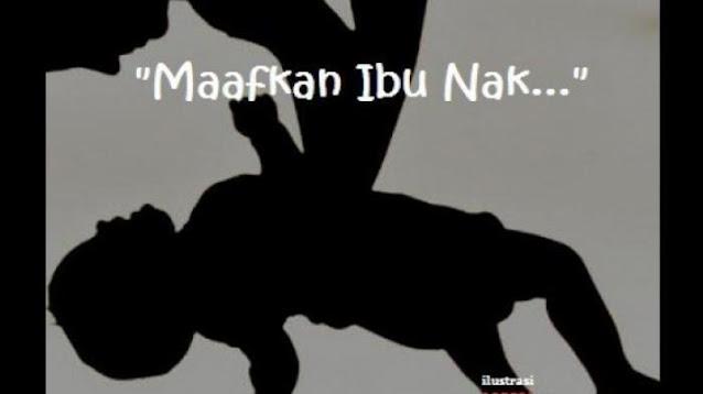 Ibu di Lampung Cekoki Bayi 9 Bulan Pakai Minyak Rambut, Khawatir Lantaran Wajahnya Mirip Selingkuhan