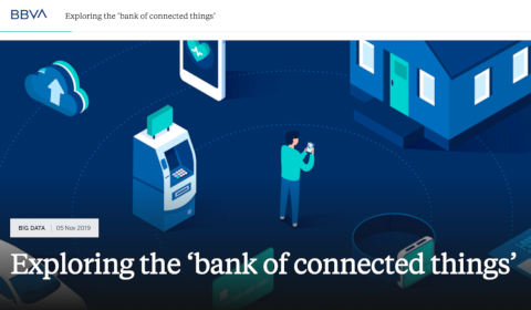 BBVA - Exploring the bank of connected things