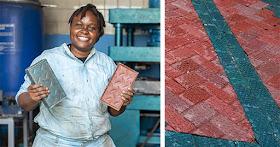 Nzambi Matee, founder of Gjenge Makers