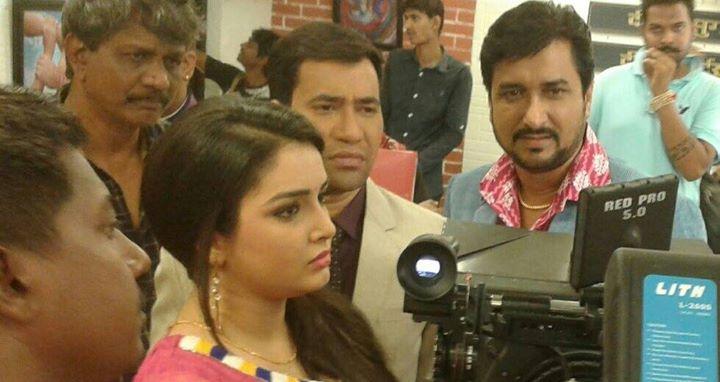 Aashiq Aawara Team Photo