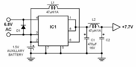 versatile-power-supply-circuit-diagram