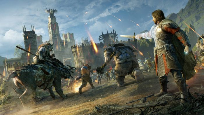 Middle-Earth: Shadow of War PS Plus