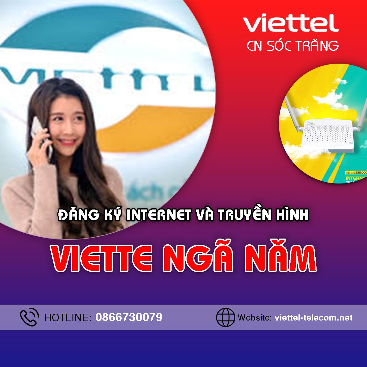Cửa hàng Viettel Ngã 5 (Năm)