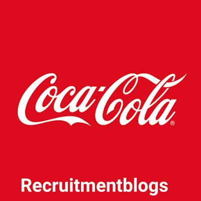 Sales internship at Coca-Cola 2021