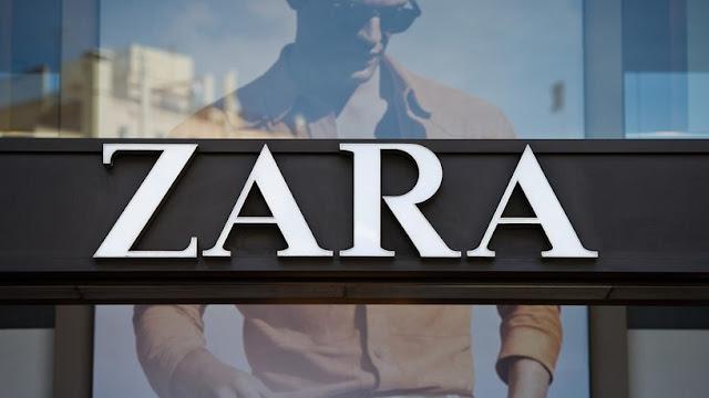 A Zara também tem política de recolha de peças...MAS......