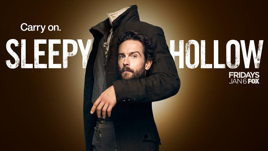 Regarder la série Sleepy Hollow saison 4 en streaming