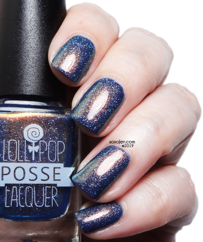 xoxoJen's swatch of Lollipop Posse Your Name Belongs to Me Now 2.0