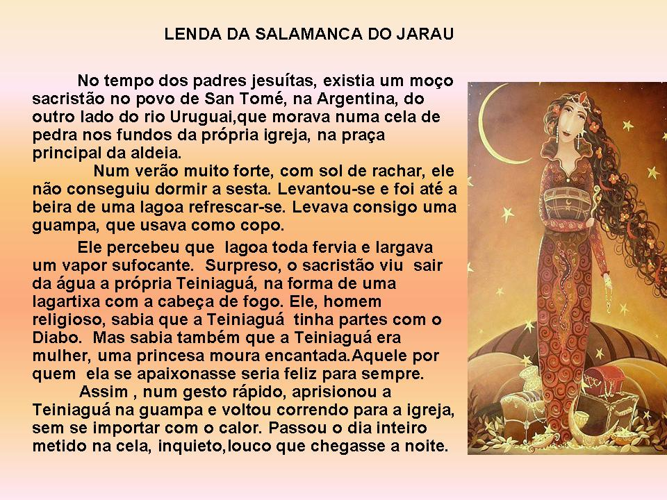 CADERNO DIGITAL DE PORTUGUÊS - 5º ANOS: LENDAS GAÚCHAS
