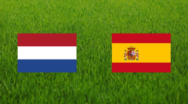 مشاهدة مباراة هولندا و اسبانيا بث مباشر