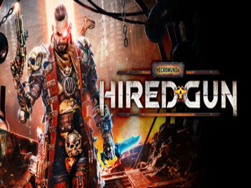 Download Necromunda Hired Gun Game PC Free