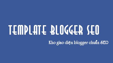 template blogspot cá nhân chuẩn seo hiep b