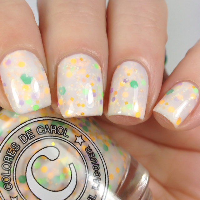 Colores de Carol-Spring Spirit