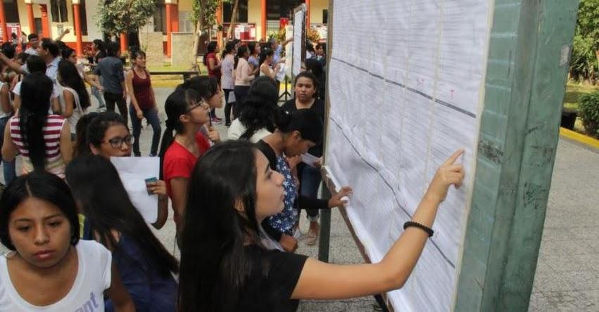 UNVF: Cerca de 14 mil rinden Examen Ordinario de admisión a la Universidad Nacional Federico Villarreal - www.unfv.edu.pe