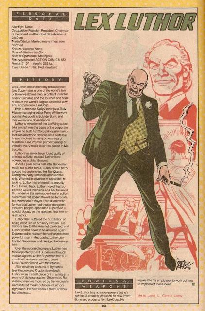 Mengenal Lex Luthor, Musuh Bebuyutan Superman