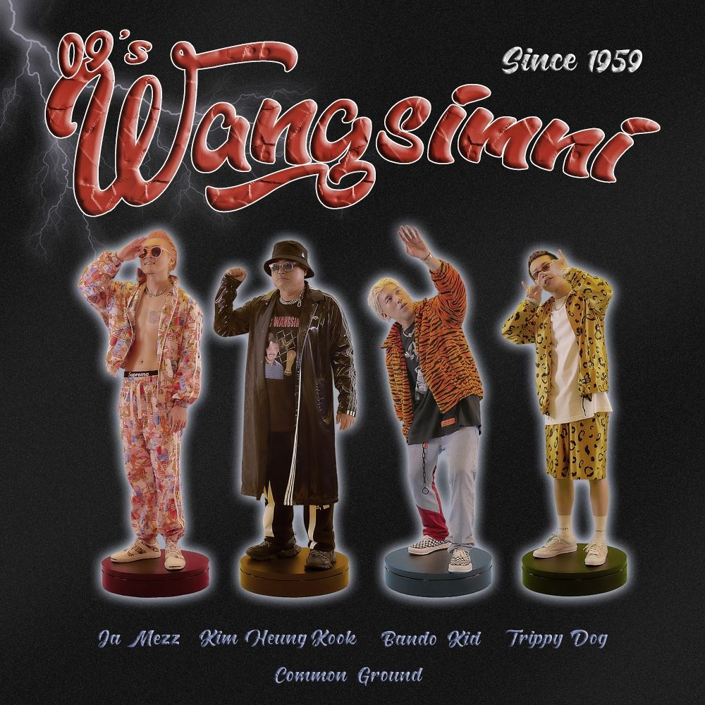 Ja Mezz – 09's Wangsimni – Single