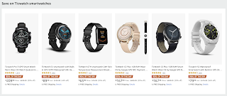 Ticwatch pro 3 amazon price