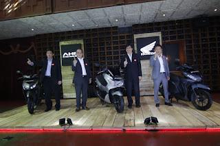Honda Luncurkan PCX150 dan Vario 150 terbaru