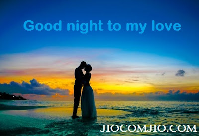 good night quotes to my love