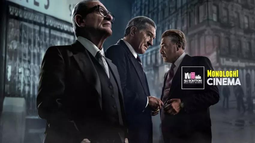 Dialoghi e monologhi da The Irishman, di Martin Scorsese