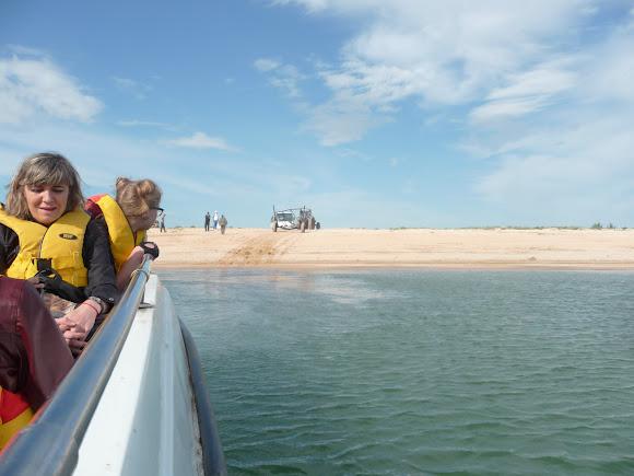 Арабатская стрелка. Рыбалка в открытом море