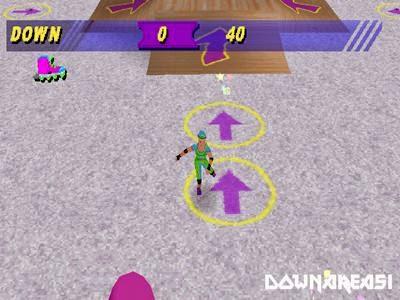 Barbie Super Sports PSX Game