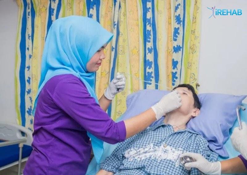 iREHAB rawatan terapi khas untuk masalah strok