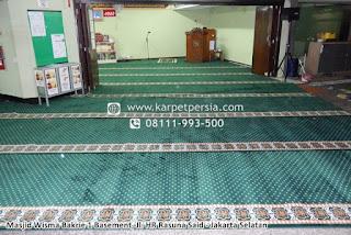 Karpet Motif Sajadah Jakarta Selatan