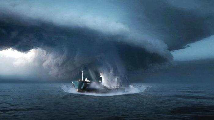 Begini Proses Terbentuknya Badai dan Munculnya Angin Topan