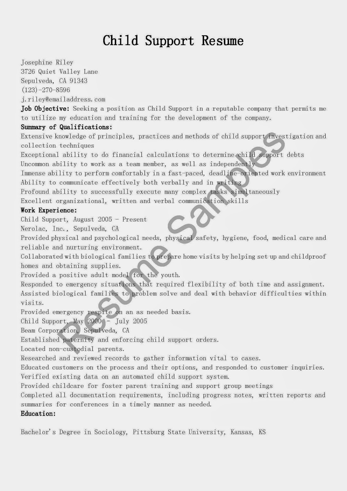 mini resume template and examples resume 1 resume template short