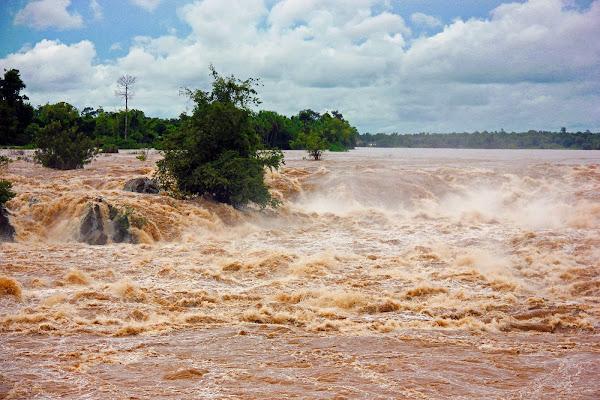 Catarata Khone Phapheng